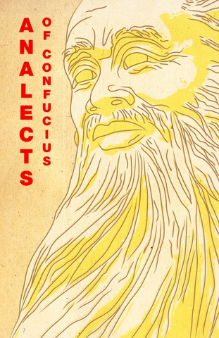 Book Cover of Analects of Confucius - written by Confucius