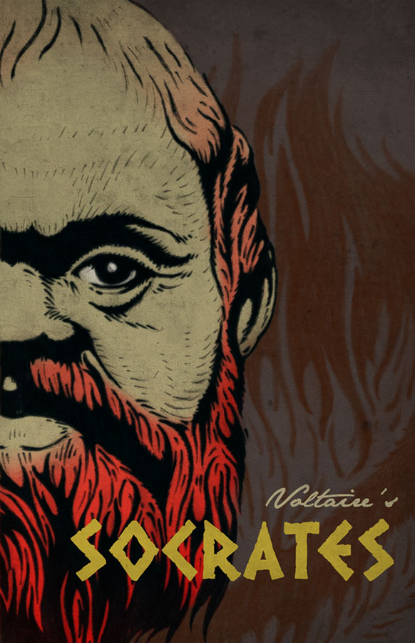 Book cover of Socrates written by Voltaire