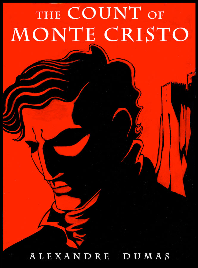 Book cover of The Count of Monte Cristo written by Alexandre Dumas